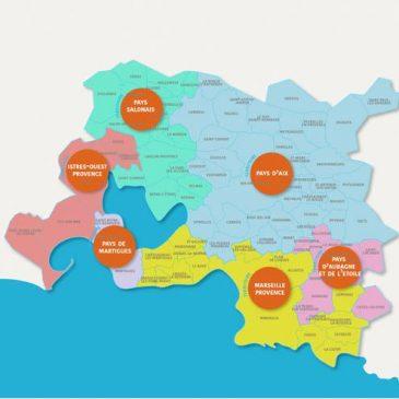 Mettre la beauté au service des villes. Réenchanter les vitrines des communes du Pays Salonais (13)