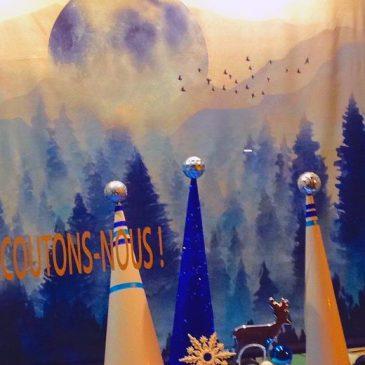 Mise en scène et décoration de Noël à Martigues – 13500