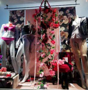 Decoration lingerie